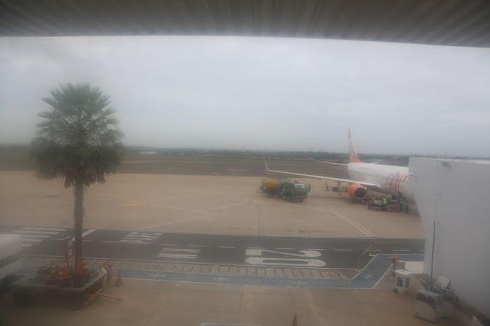 Aeroporto de Teresina (Crédito: Efrém Ribeiro)