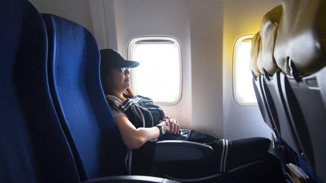 Mulheres terão espaço reservado em companhia aérea (Crédito: Reprodução)