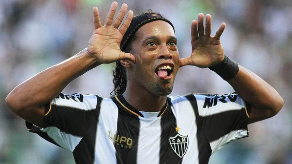 Ronaldinho Gaúcho (Crédito: Reprodução)