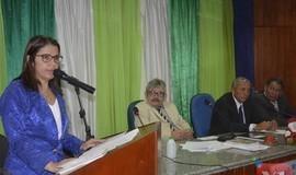 Vereadora Íris Moreira recebe ameaças após votação de projeto