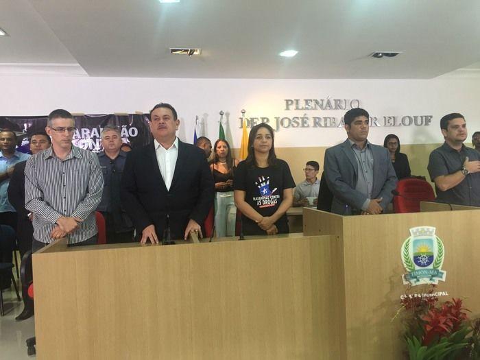 Silas Freire defendeu que Piauí e Maranhão se unam no combate às drogas