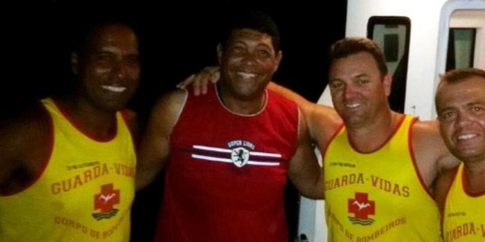 Pastor Valdemiro é resgatado de barco à deriva  no litoral paulista