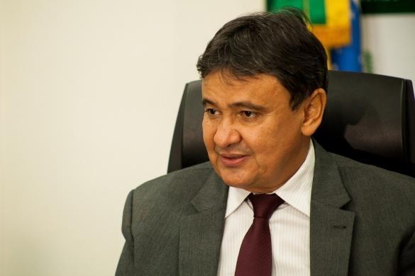 Governador Wellington Dias (Crédito: Jorge Henrique Bastos)