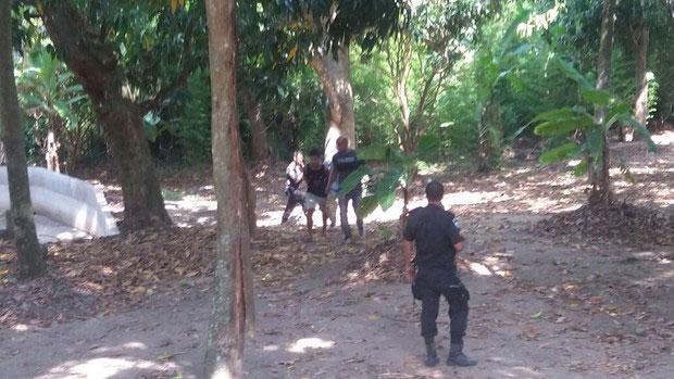 Policia prende suspeito de matar Loalwa Braz (Crédito: Ego)