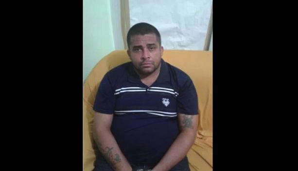 Acusado identificado como Fabrício Martins Sousa