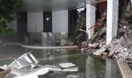 Avalanche após terremoto atinge hotel e deixa ao menos 30 mortos