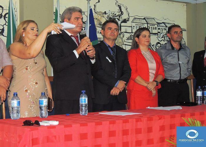 Prefeito Casa Grande e Vice Iranilta são empossados pela câmara - Imagem 54