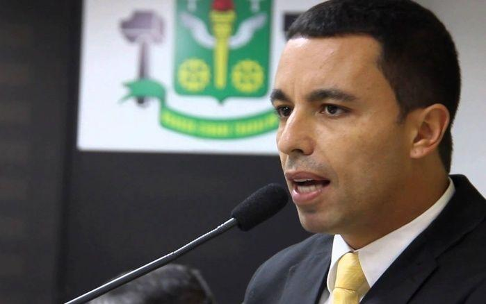 Prefeito Rogério Lins (Crédito: Reprodução)