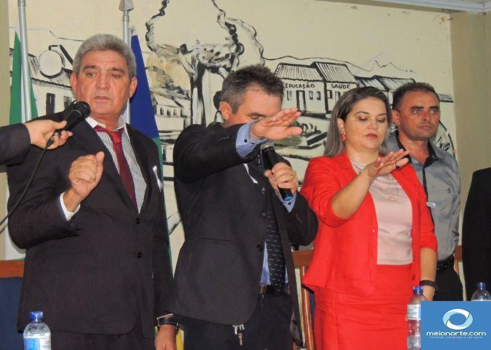 Prefeito Casa Grande e Vice Iranilta são empossados pela câmara - Imagem 50