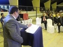 Hélio Assume o Comando de São João Com Forte Apoio no Legislativo