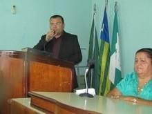 Prefeito, vice e vereadores tomam posse em Redenção do Gurguéia