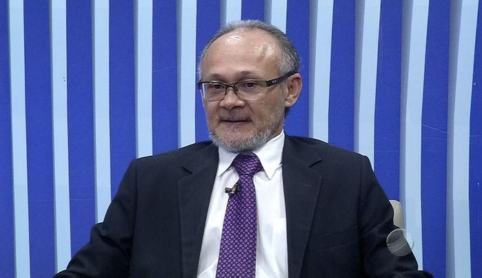 Promotor Fernando Santos (Crédito: Rede Meio Norte)