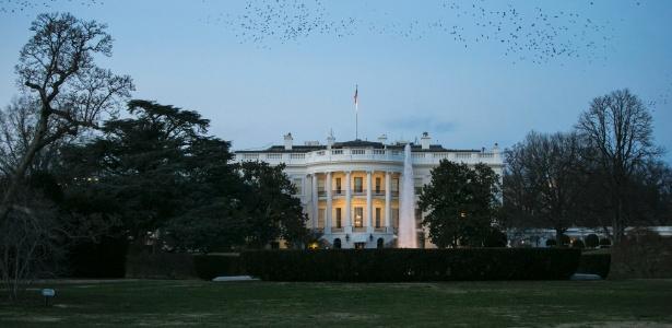 Casa Branca (Crédito: Reprodução)