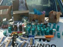 Dois comerciantes são presos com 1.970 munições em Guaribas