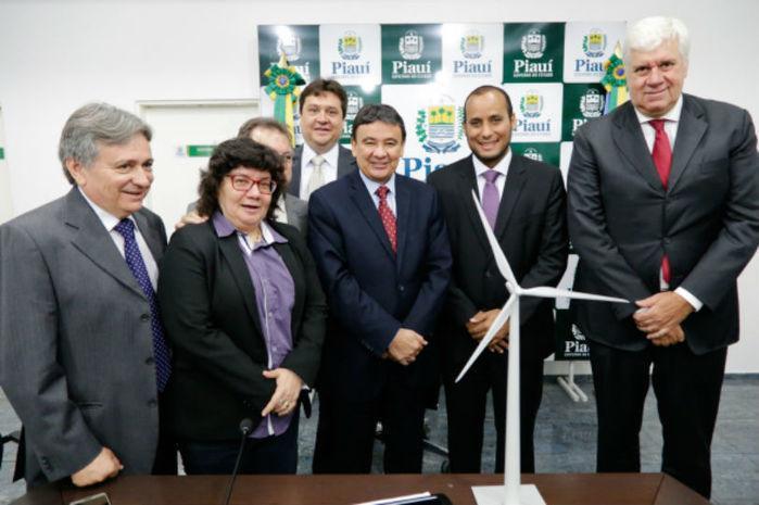 Reunião com o Ceo José Roberto da Atlantic Energias Renováveis