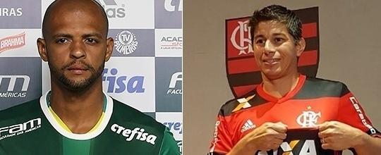 Mercado da Bola: Palmeiras e Coritiba lideram nas contratações
