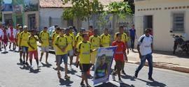28ª Copa Nordeste Futebol de Base tem início em Bom Jesus