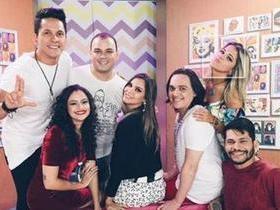 Baphon TV recebe Lilly Araújo e Léo Cachorrão; confira