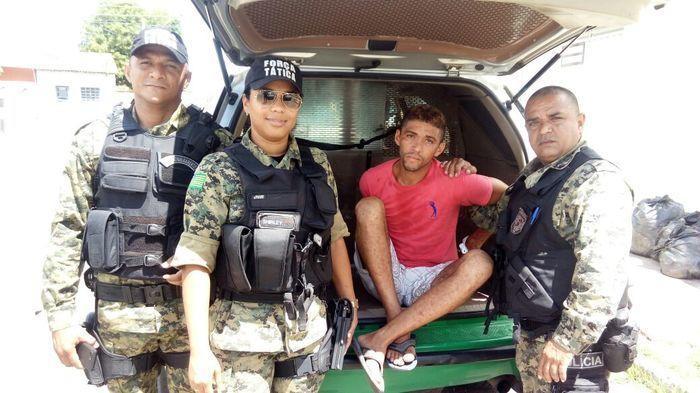 Acusado de esfaquear Mariano Marques