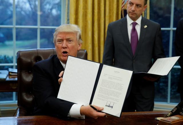 Donald Trump (Crédito: Kevin Lamarque/Reuters)