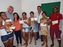 Prefeito Manoel Lázaro participa de atividades em NSR