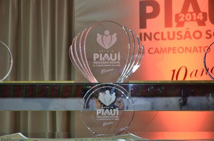 Prêmio Piauí de Inclusão Social 2015 (Crédito: Meio Norte)