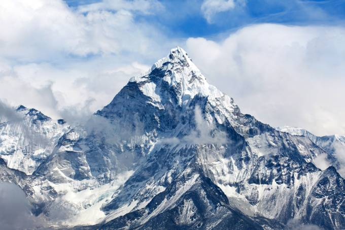 Monte Everest (Crédito: Reprodução)
