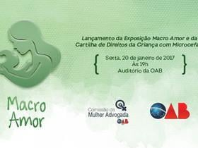 OAB-PI lança exposição de fotos e cartilha do Projeto Macro Amor