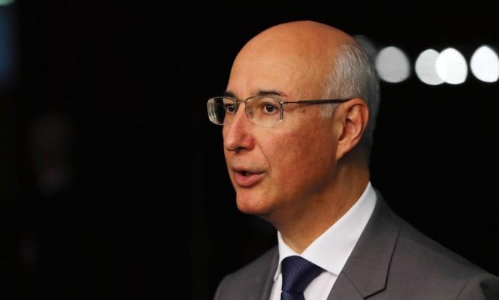 O presidente do Tribunal Superior do Trabalho, Ives Gandra Filho  (Crédito: Reprodução)