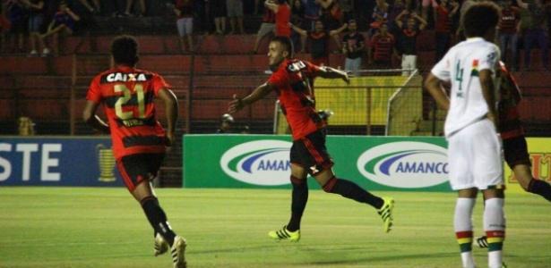 Sport venceu o Sampaio Corrêa por 1 a 0