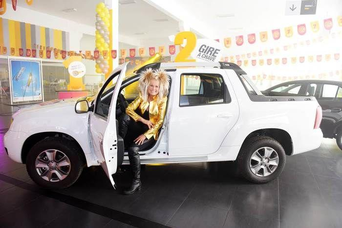 Xuxa garota propaganda da Renault
