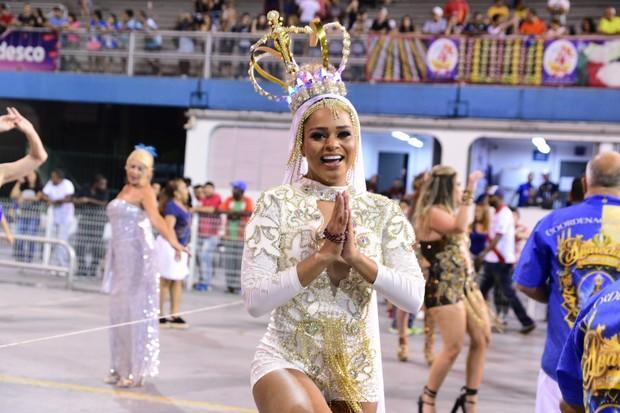 Miss Bumbum, Erika Canella (Crédito: Leo Franco / AgNews)