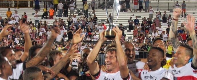 Sem jogar, Chapecoense recebe parte das receitas da Florida Cup