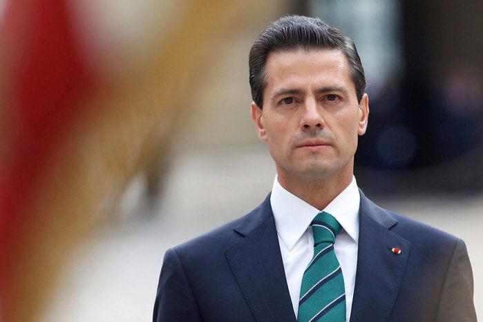 Presidente mexicano, Peña Nieto (Crédito: Reprodução)