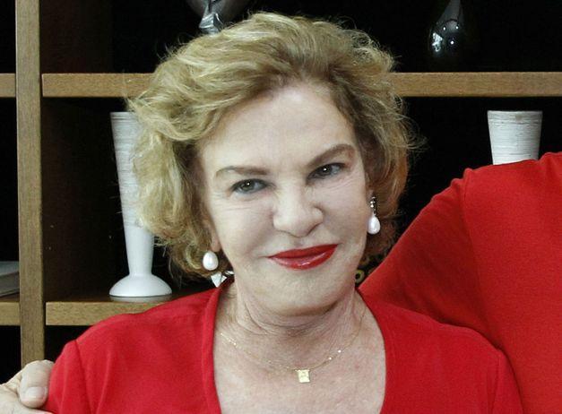 Marisa Letícia, ex-mulher do ex-presidente Luiz Inácio Lula da Silva
