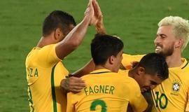 Brasil vence Colômbia em jogo transmitido pela Rede Meio Norte