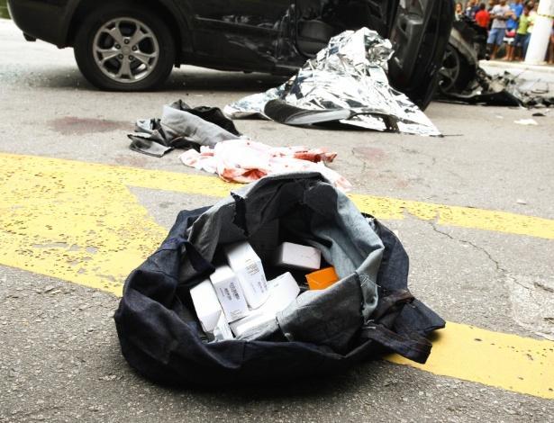 Dois bandidos são mortos após tentar assaltar loja em shopping  (Crédito: Aloisio Mauricio/Fotoarena/Estadão Conteúdo)