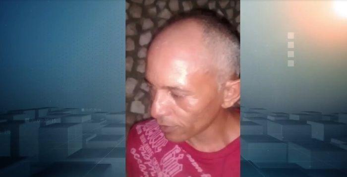 O suspeito do crime é o pintor Gilmar Felipe de Souza