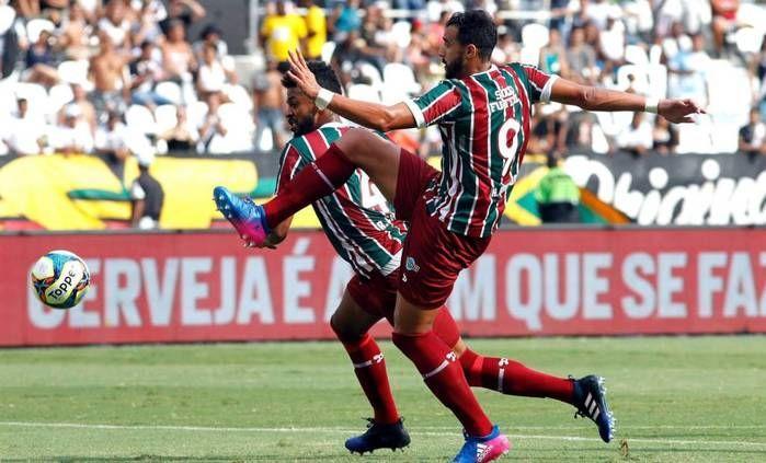 Fluminense derrotou o Vasco
