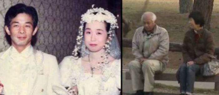 Japonês passa 20 anos sem falar com a esposa