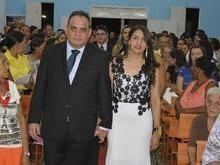 Tomé Portela é empossado para mais 4 anos em Aroazes