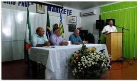 Prefeito Silva Júnior nomeia seu secretariado