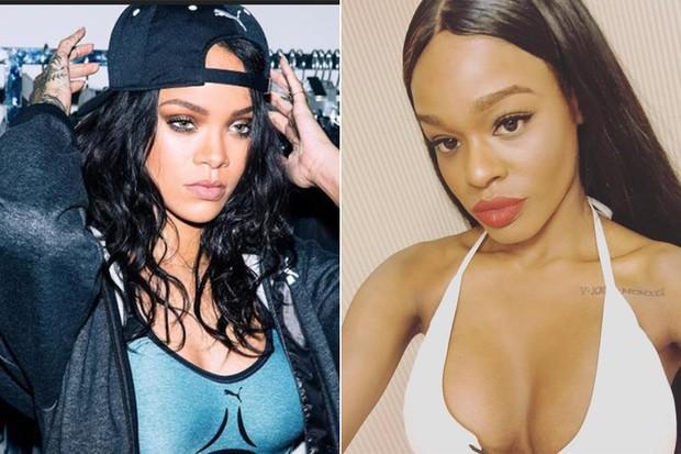 Rihanna e Azealia Banks