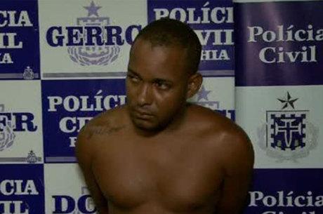 """""""Roubei para pagar pensão do meu filho"""", diz homem preso na Bahia"""