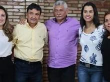 Prefeito de NSR participa de audiência com W. Dias