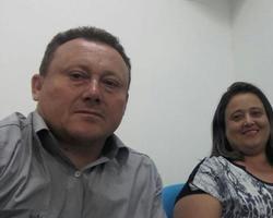 Prefeito e Secretária de Educação participam de encontro da UNDIME