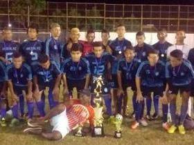 Seleção de Redenção sagra-se campeã da Copa Nordeste sub 20