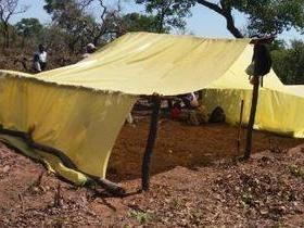 """Um grupo de """"Sem Terras"""" invadiu uma propriedade rural em Redenção"""