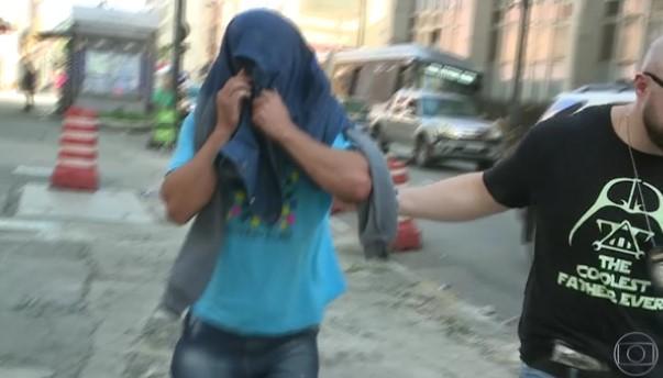 Padrasto é preso acusado de estuprar enteada em São Paulo