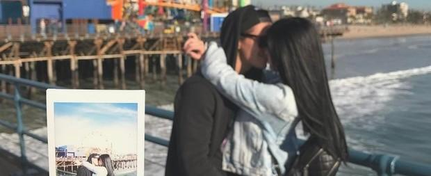 Biel se declara ao postar foto com modelo e fãs questionam namoro